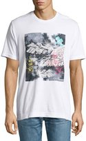 Robert Graham Space Robots Graphic T-Shirt, White
