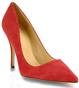 Kate Spade - Licorice - Pump in Red Suede