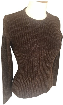 Ungaro Brown Wool Knitwear for Women Vintage