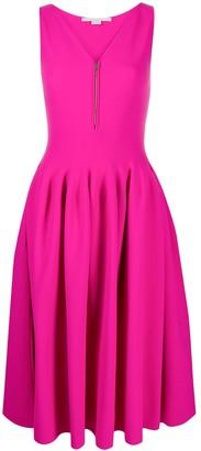 Stella McCartney Zip-Front Dress