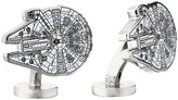 Cufflinks Inc. Millenium Falcon Blue Print Cufflinks