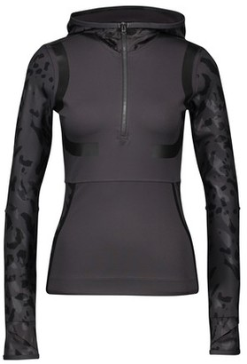adidas by Stella McCartney Long-sleeved running t-shirt