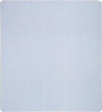 Harrods Knitted Wool Blanket