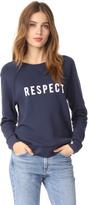 Sol Angeles Respect Pullover Sweatshirt