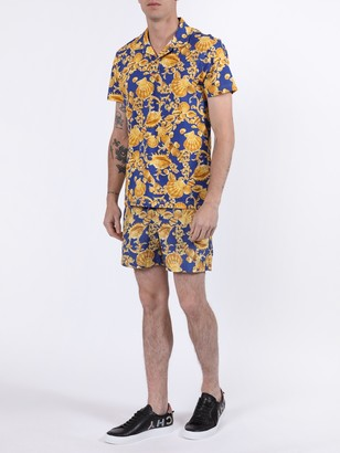 Orlebar Brown Setter X Admiral Baroque Seashell Shorts