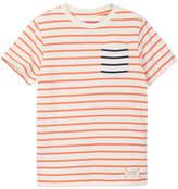 Tailor Vintage Sailor Stripe Jersey Pocket Tee (Toddler, Little Boys, & Big Boys)