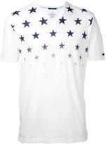 GUILD PRIME stars print T-shirt - men - Cotton - 1