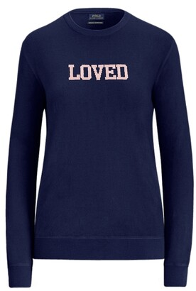 Polo Ralph Lauren Ralph Lauren Custom Wool Crewneck Sweater