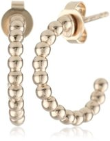 """Esprit Pellet Rose"""" Drop Earrings"""