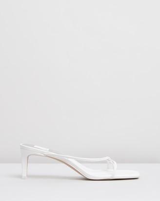 Dolce Vita Kayden Leather Stiletto Heels
