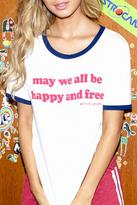 Spiritual Gangster Happy Tee