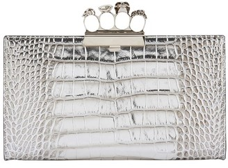 Alexander McQueen Pouch with 4 rings