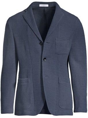 Boglioli Knit Sweater Jacket