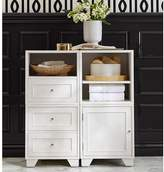 Pottery Barn Cabinet with Paneled Door