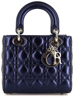 Christian Dior 2010 pre-owned Lady mini tote bag