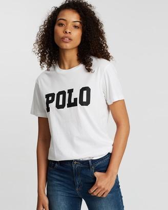 Polo Ralph Lauren Big Polo Short Sleeve Knit Tee