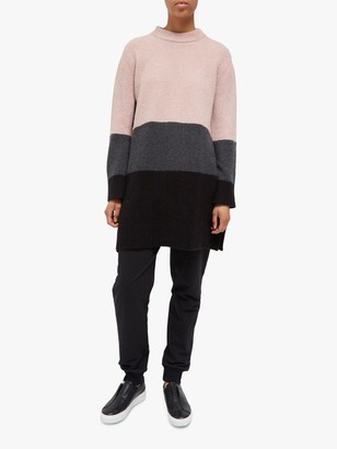 French Connection Normie Block Colour Knit Jumper