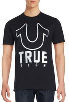 True Religion Crewneck Cotton Tee