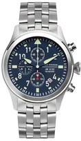 Men's Jack Mason Aviation Chronograph Bracelet Watch, 42Mm