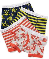 Old Navy Patterned Boxer-Brief 4-Pack for Toddler Boys