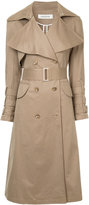 Kimhekim Petal belted sleeve trench