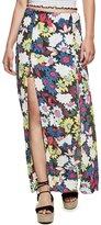 GUESS Women's Kloey Slit Maxi Skirt