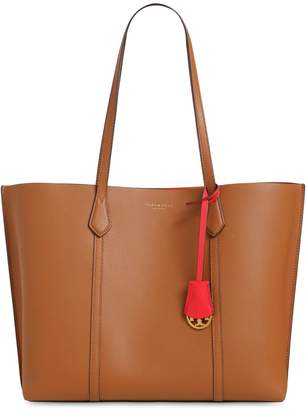 Tory Burch PERRY MULTICOLOR LEATHER TOTE BAG