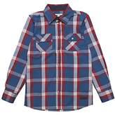 Esprit Boy's Denim Check Shirt