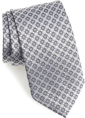 Nordstrom Neat Silk Tie