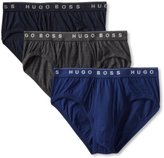 HUGO BOSS BOSS Men's Cotton 3 Pack Traditional Brief