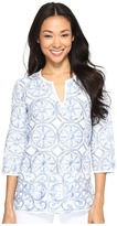 Tommy Bahama Watercolor Tiles Tunic Women's Clothing