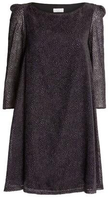 Claudie Pierlot Speckled Mini Dress
