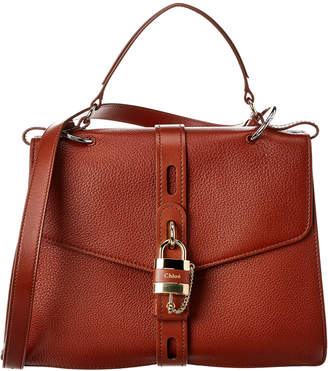 Chloé Aby Day Large Leather Shoulder Bag