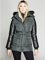 GUESS by Marciano Women's Adel Puffer Jacket
