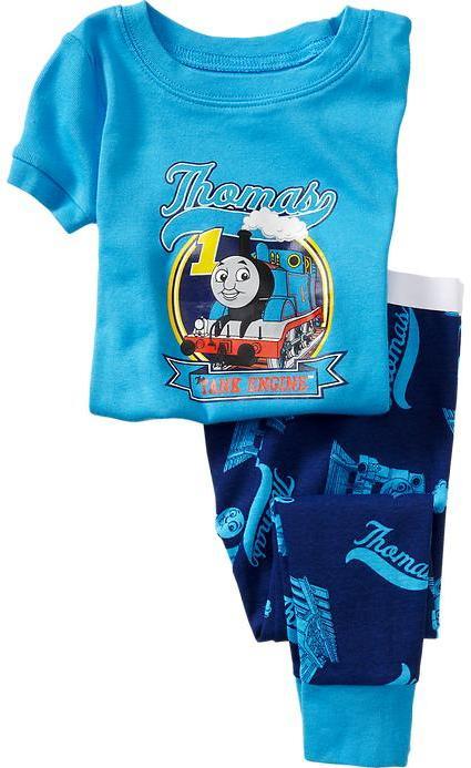 Thomas Laboratories the Tank Engine™ PJ Sets for Baby