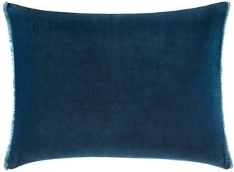 Vera Wang Blurr Velvet Breakfast Pillow
