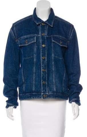 Y/Project Layered Denim Jacket