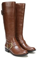 LifeStride Women's Rosaria Medium/Wide Riding Boot