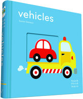 Chronicle Books Touch Think Learn: Vehicles