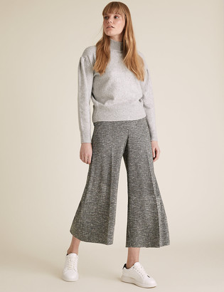 Marks and Spencer Textured Culottes
