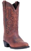Laredo Men's Benny R Toe Cowboy Boot 68454