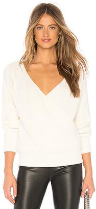 Callahan Agnes Wrap Sweater