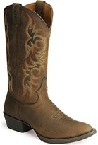 "Justin Boots Men's 13"" Stampede Boot"