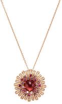Roberto Coin 18K Rose Gold Art Nouveau Necklace