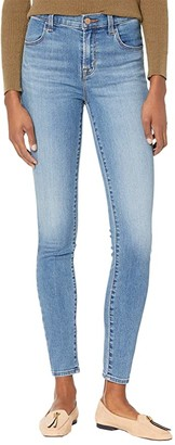 J Brand Maria High-Rise Skinny in Uncharted (Uncharted) Women's Jeans