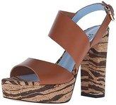 Studio Pollini Women's SA1658CC01 Heeled Sandal