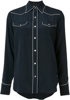 Rag & Bone Jesse blouse - women - Silk - M