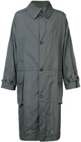 Vivienne Westwood Man - 'Gadget' coat - men - Cotton/Polyamide - 48