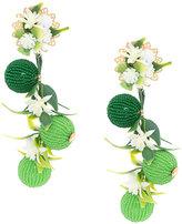 Mercedes Salazar Melon earrings