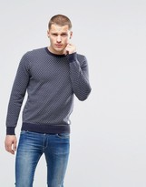 Pepe Jeans Pepe Addle Crew Neck Jumper